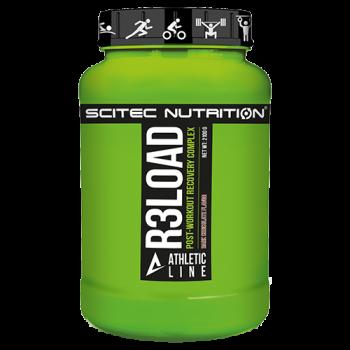 Scitec Nutrition - Athletic Line - R3load, 2100g Dose