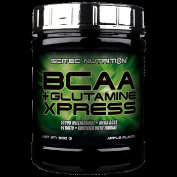 Scitec Nutrition - BCAA + Glutamine XPress, 300g Dose