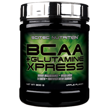 Scitec Nutrition - BCAA + Glutamine XPress, 300g Dose