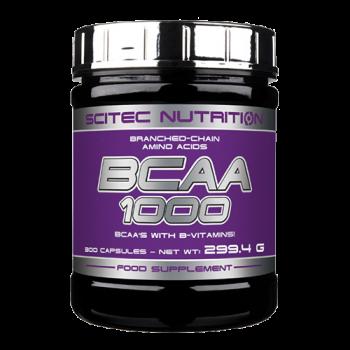 Scitec Nutrition - BCAA 1000, 300 Kapseln - a.H.
