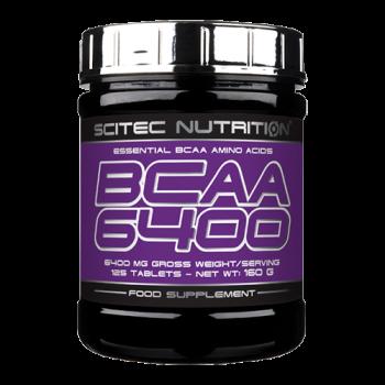 Scitec Nutrition - BCAA 6400, 125 Tabletten