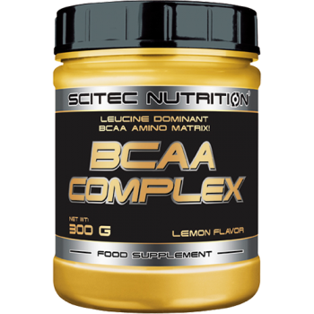 Scitec Nutrition - BCAA Complex, 300g Dose