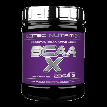Scitec Nutrition - BCAA-X, 330 Kapseln