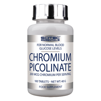 Scitec Nutrition - Chromium Picolinate, 100 Tabletten