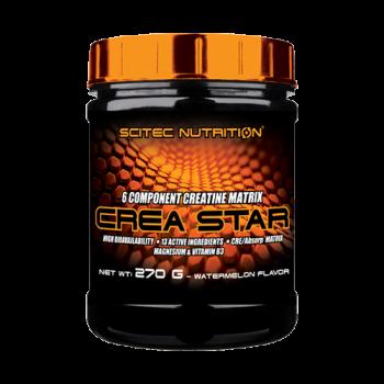 Scitec Nutrition - Crea Star, 270g Dose