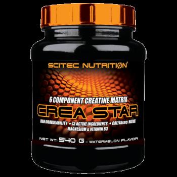 Scitec Nutrition - Crea Star, 540g Dose