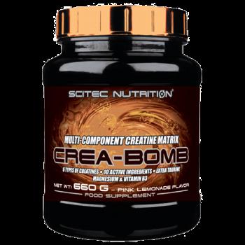 Scitec Nutrition - Crea-Bomb, 660g Dose