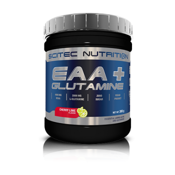 Scitec Nutrition - EAA+Glutamine, 300g Dose