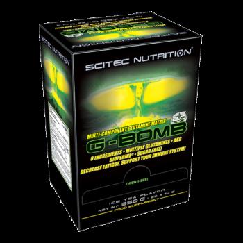 Scitec Nutrition - G-Bomb 2.0, 25 Beutel a 14g