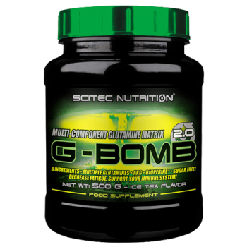 Scitec Nutrition - G-Bomb, 500g Dose