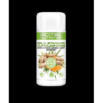 Scitec Nutrition - Gold Standard Curcuminoids, 60 Kapseln