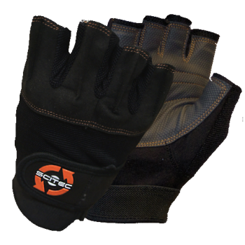 Scitec Nutrition - Handschuhe - Orange Style