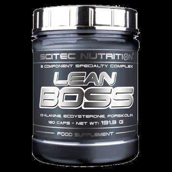 Scitec Nutrition - Lean Boss, 180 Kapseln