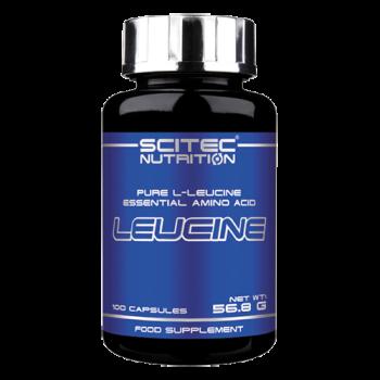 Scitec Nutrition - Leucine, 100 Kapseln