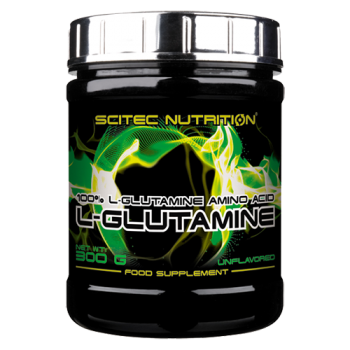 Scitec Nutrition - L-Glutamin, 300g Dose