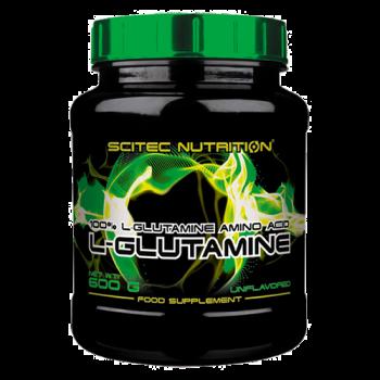 Scitec Nutrition - L-Glutamin, 600g Dose