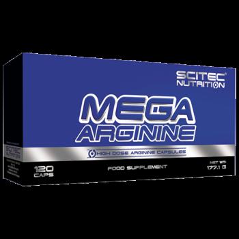 Scitec Nutrition - Mega Arginine Blister, 120 Kapseln