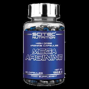 Scitec Nutrition - Mega Arginine, 90 Kapseln