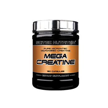 Scitec Nutrition - Mega Creatine, 150 Kapseln