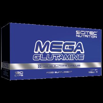 Scitec Nutrition - Mega Glutamine Blister, 120 Kapseln