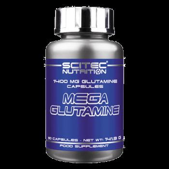 Scitec Nutrition - Mega Glutamine, 90 Kapseln