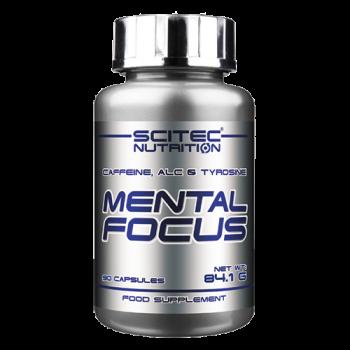 Scitec Nutrition - Mental Focus, 90 Kapseln