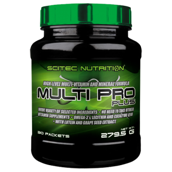 Scitec Nutrition - Multi Pro Plus, 30 Pakete a 9,8g
