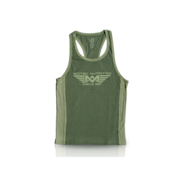 Scitec Nutrition - Muscle Army - Tank Top Woodland