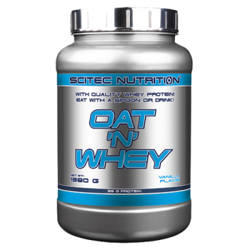 Scitec Nutrition - OAT N Whey, 1380g Dose