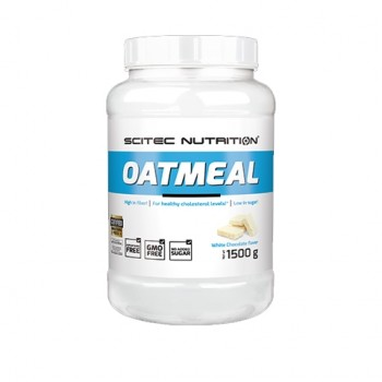 Scitec Nutrition - Oatmeal, 1500g Dose