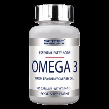 Scitec Nutrition - Omega 3, 100 Kapseln