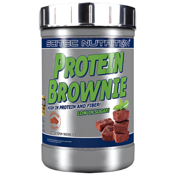 Scitec Nutrition - Protein Brownie, 750g Dose
