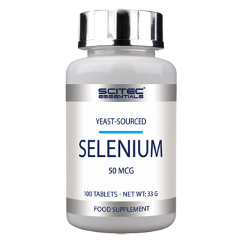 Scitec Nutrition - Selenium, 100 Tabletten