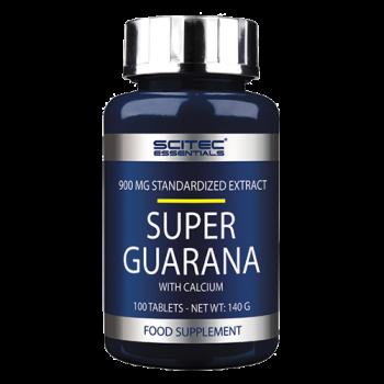 Scitec Nutrition - Super Guarana, 100 Tabletten