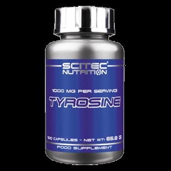 Scitec Nutrition - Tyrosine, 100 Kapseln