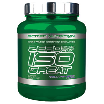 Scitec Nutrition - Zero Carb Zero Fat Isogreat, 2300g Dose