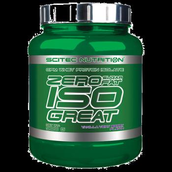 Scitec Nutrition - Zero Carb Zero Fat Isogreat, 2300g Dose