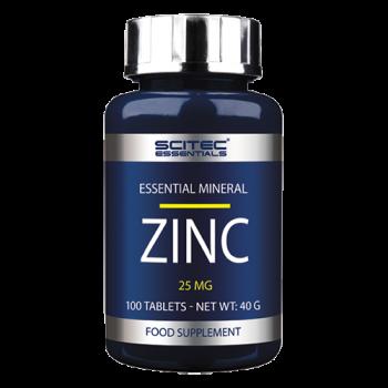 Scitec Nutrition - Zinc, 100 Tabletten