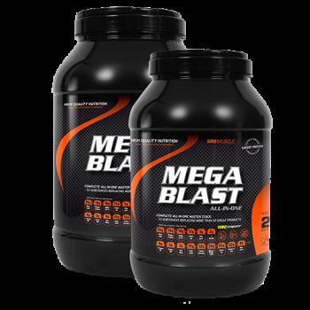 SRS - Mega Blast, 3800g Dose