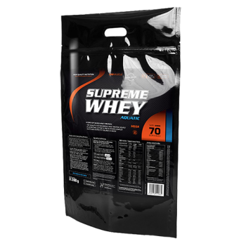 SRS - Supreme Whey, 3500g Beutel