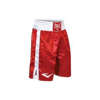 Everlast Boxhose Pro Boxing - Rot/Weiß