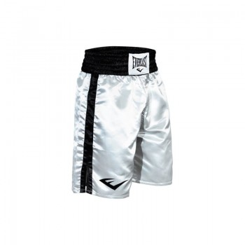 Everlast Boxhose Pro Boxing - Weiß/Schwarz
