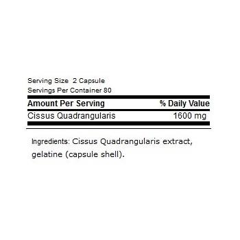 GN Cissus Xplode - 160 caps