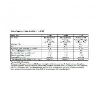 GN EGG Protein Liquid - 300ml