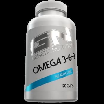 GN Omega 3-6-9 Health Line...