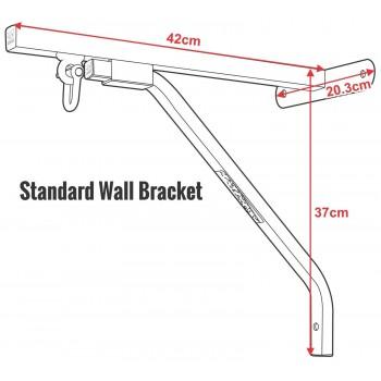 RDX X1 Stahl Wandhalterung