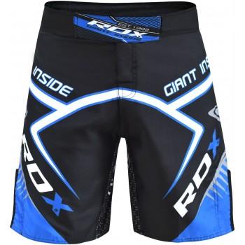 MMA SHORT R7 BLUE