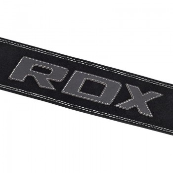 RDX 4 Zoll Brauner Leder...