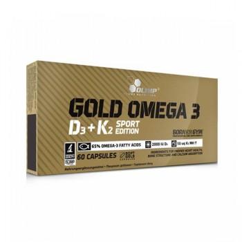 Olimp Omega 3 D3 + K2 Sport...