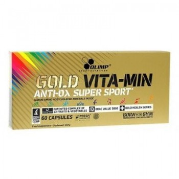 Olimp Gold Vita-Min Anti-Ox...